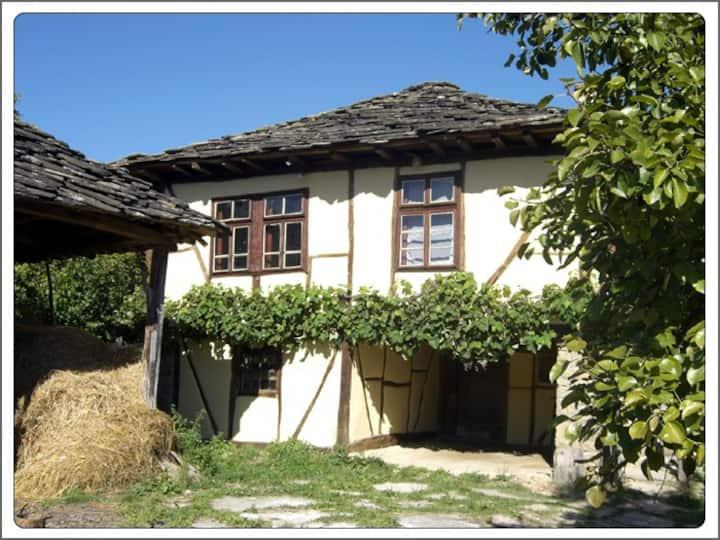 Traditional house near Apriltsi