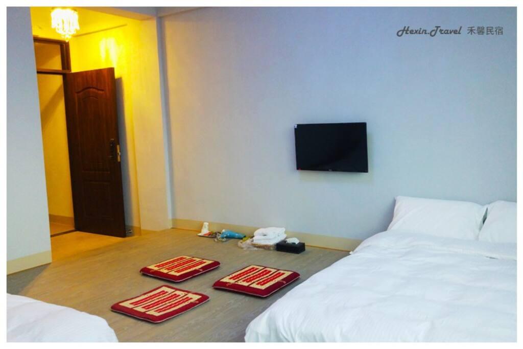 禾馨民宿-和室通舖六人房