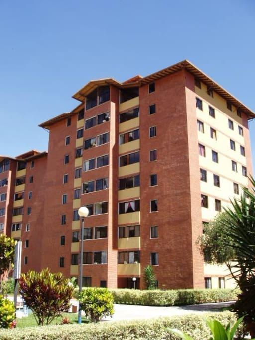 Residencia Santa Bárbara