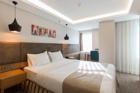 Carina Park Suites & Residance #3 - Istanbul - Pis