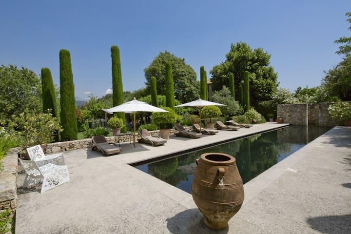 Luxury Cote D'Azur Bastide - Valbonne - Dům