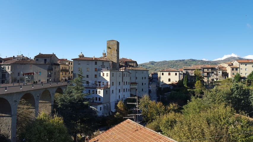 apartment in Santa Fiora Tuscany - Santa Fiora - Appartement