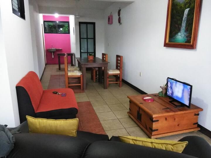 Departamento San Sebastian