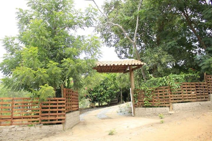 Casa de Taipa, Sítio Serrazul, Parque 7 Passagem