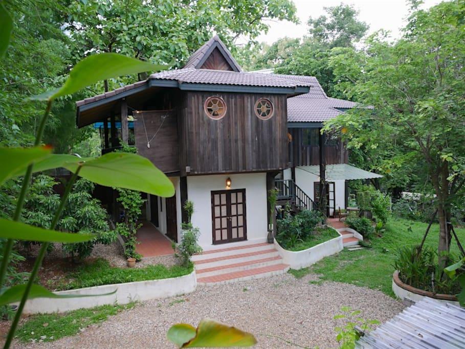 Classic Lanna style house