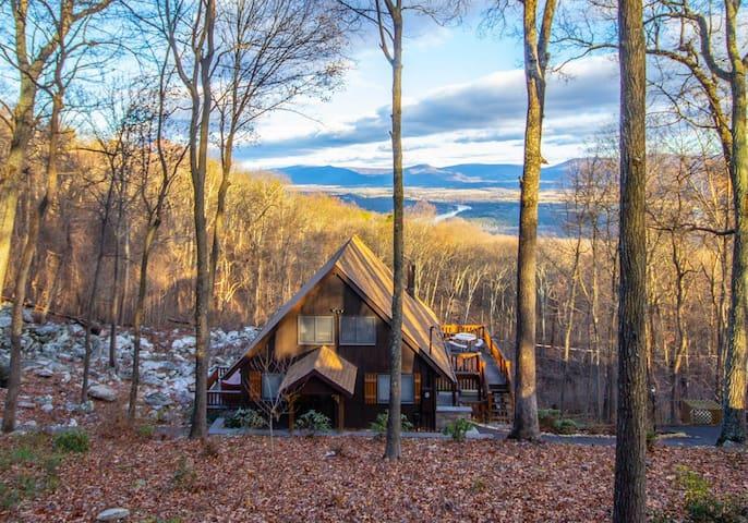 Shenandoah Solitude in the Blue Ridge mountains