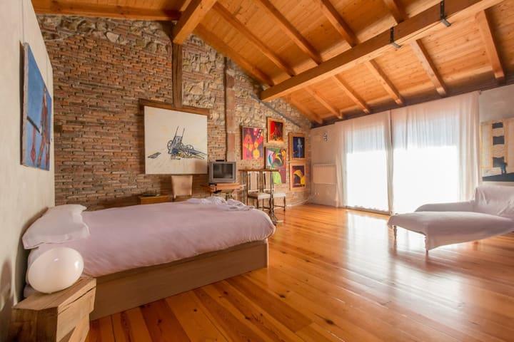 Casa de diseño en San Román - Santander - Haus