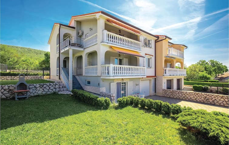 Holiday apartment with 1 room on 33m² in Jadranovo