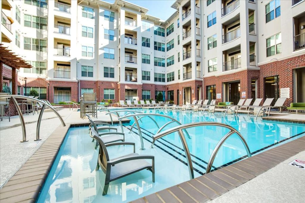 Resort Style Pool at your apartment home
