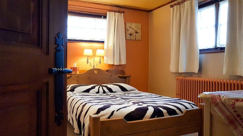 """Appartement """"Chalet Zélie"""" - Séjour Savoyard***"""
