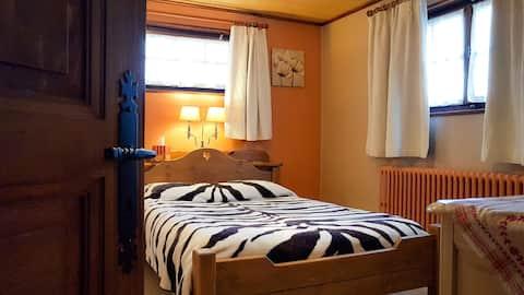 "Apartament ""Chalet Zélie"" - salon Savoyard ***"
