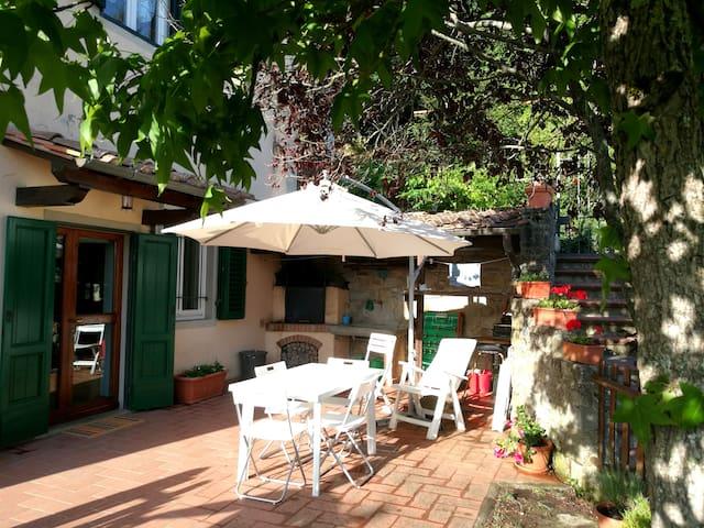 House near Florence in Bivigliano