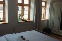 Bed & Breakfast im Gästehaus22