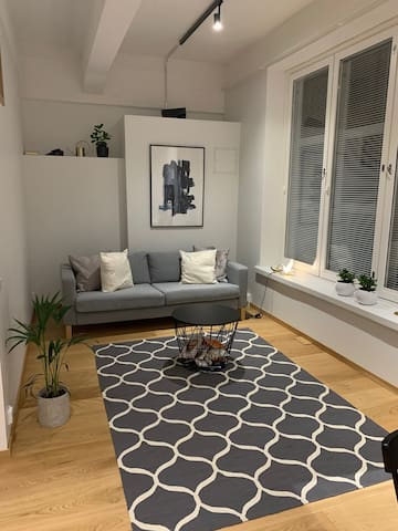 Beautiful apartment in the heart of Helsinki