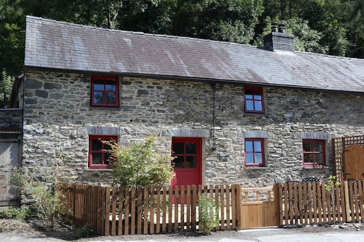 Y Stabl - a cosy converted Stable