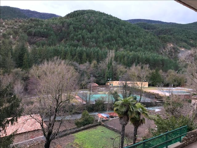 Apartment - wonderful mountain view - Bagà - Apartament