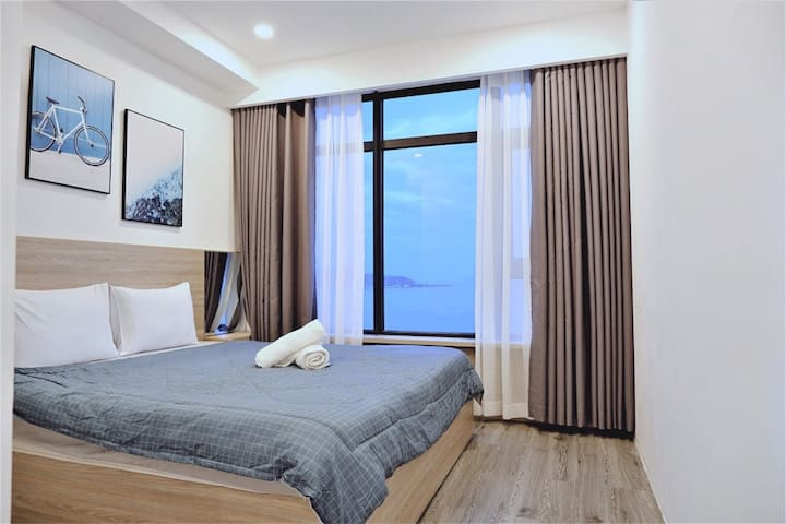 Apartment Ocean view  for family(Three bedrooms)
