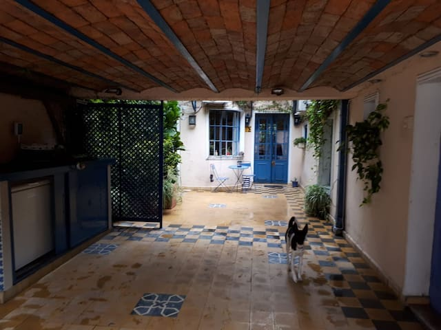 HABITACION EN SUITE EN  CASA DE  PALERMO SOHO