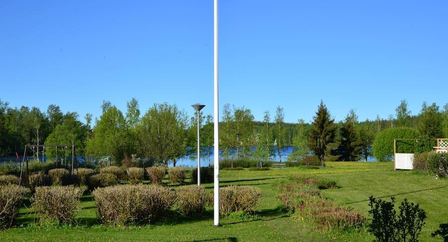 Saunallinen Kaksio  Rusthollinraitilla Heinolassa