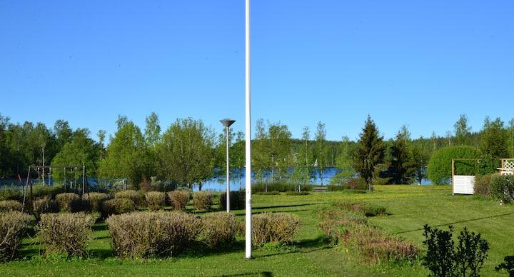Ulkoilulomalle Saunalliseen Kaksioon  Heinola City