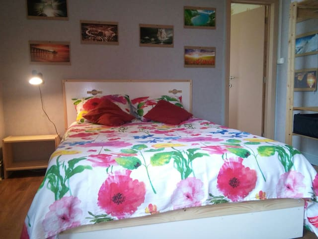 habitacion muy tranquila - Charleroi