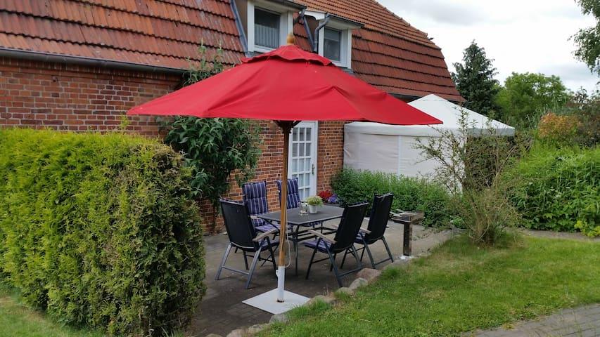 Ferienwohnung Bredensteen - Süsel - Apartemen