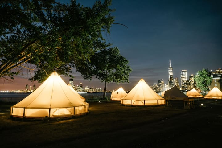 Collective Governors Island (Journey Tent)