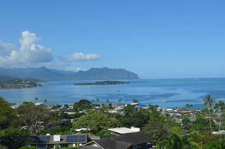 Bay View Studio - Kaneohe - Apartment