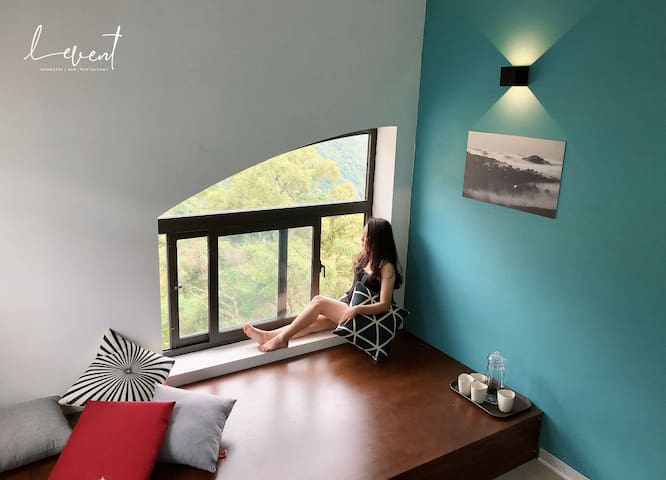 Le vent Tam Dao - Mountain Room