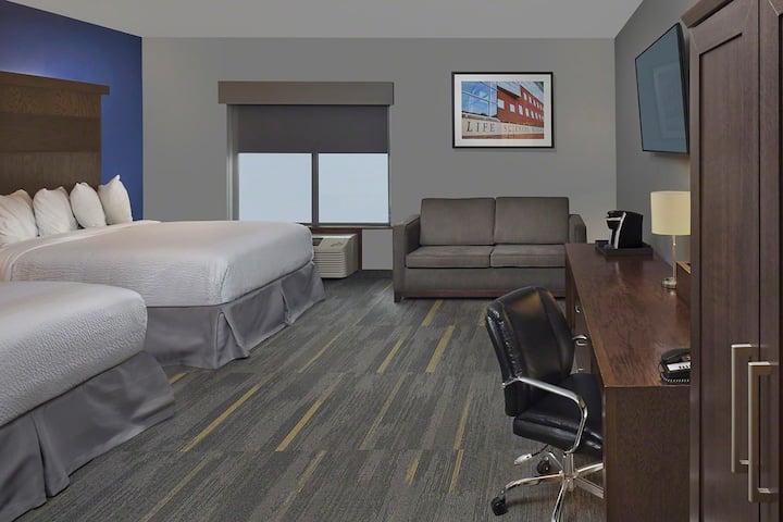 Scholar Hotel Morgantown - Standard Double Queen