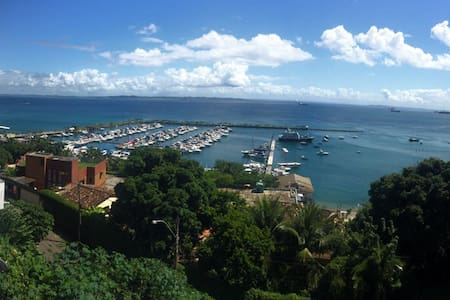Perfect Carnival Location-Stunning Sunsets - Salvador - Apartment