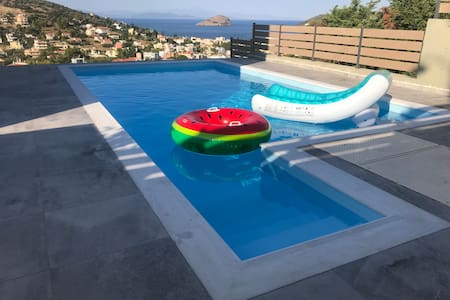 Apartment with swimming pool and incredible view!