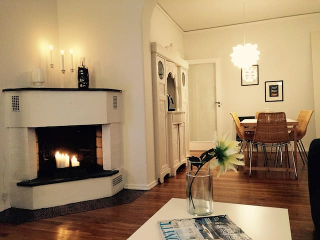 Wonderful apartment in upscale neighbourhood - Oslo - Appartement