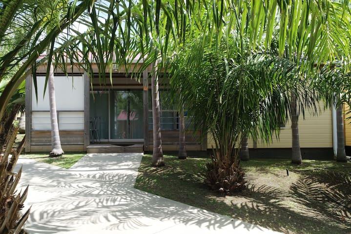 Les Cottages de La Pointe Faula 61