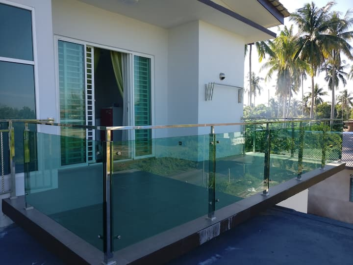 Villa DSelasih(A) 1st.Flr @ UMT, UniSZA Terengganu