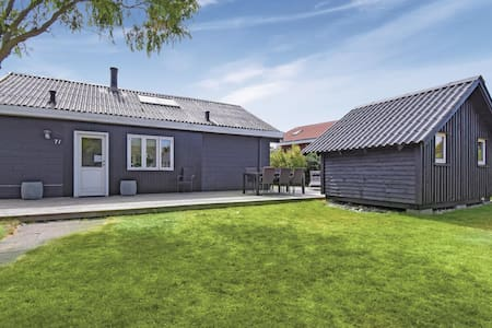 Holiday cottage with 3 bedrooms on 55m² in Kerteminde