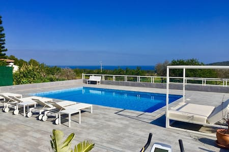 Best location for the natural Ibiza - Sant Carles de Peralta - Casa