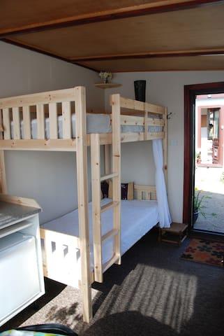 Oakworth - Ullapool - budget bed 1