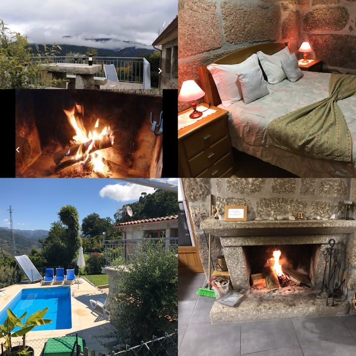 Holiday Home in Nationalpark Gerês