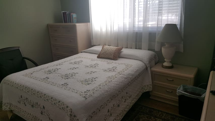 Cozy Bedroom in Opalocka - Opa-locka - Wohnung