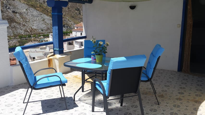 Ruime woning in zonnig Andalusië - Torvizcón - Casa
