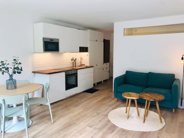 Magnifique appartement à 350m de la plage