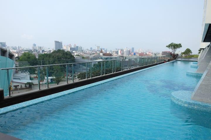 2BR Menteng Park, Central Jakarta, UNLIMITED Wifi