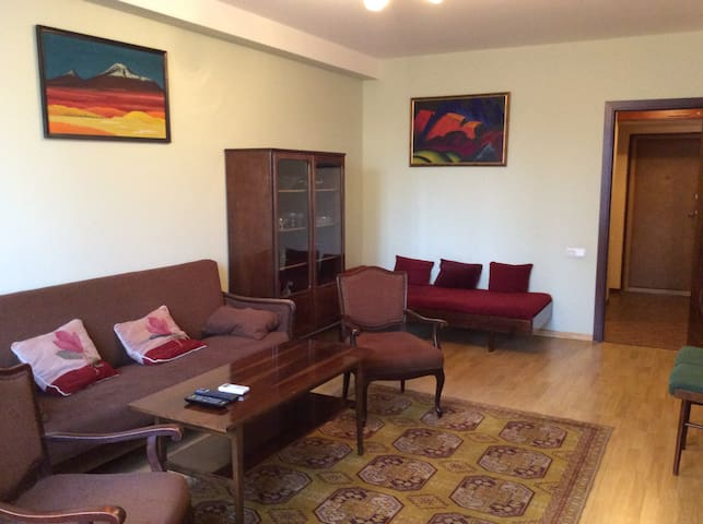 Cosy apartment in the Downtown - Jerevan - Huoneisto