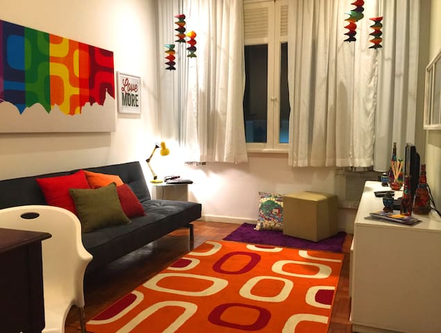 IPANEMA 1 Bedroom up to 3 @Posto8/9
