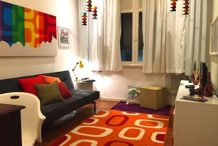 IPANEMA 1 Bedroom up to 3 @Posto8/9 - Río de Janeiro