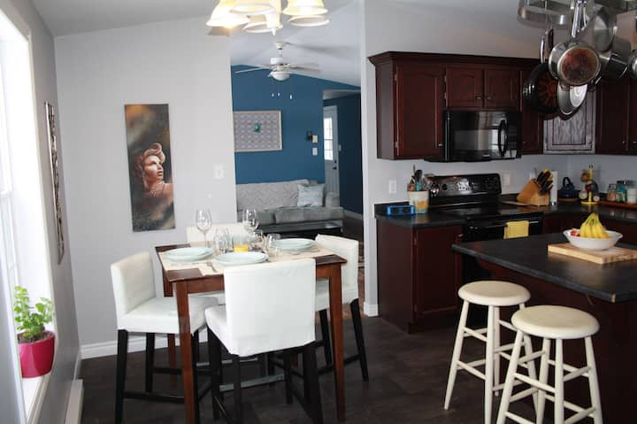 Ocean View Vacation Home- private and clean!