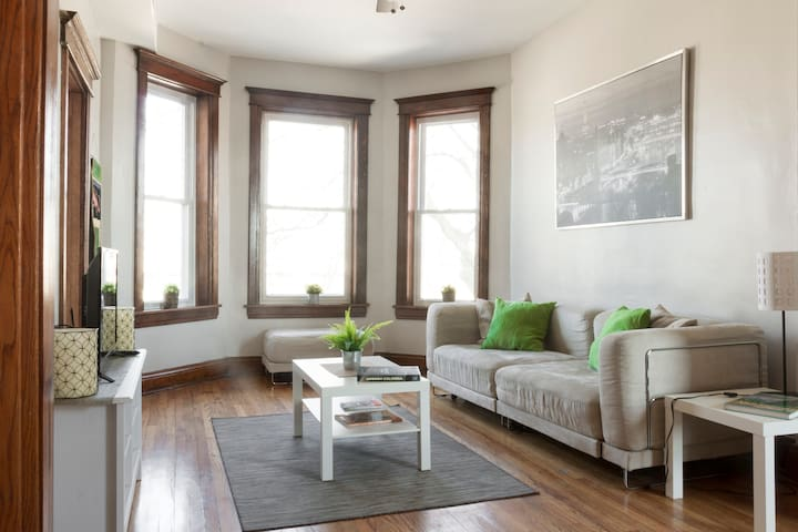 Pilsen Apartment for 4-6 people