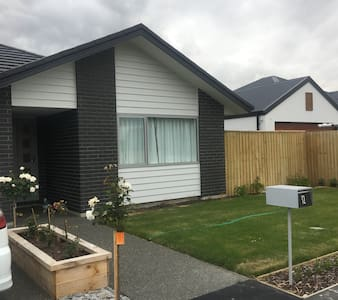Beautiful Home on the City Outskirts - Christchurch