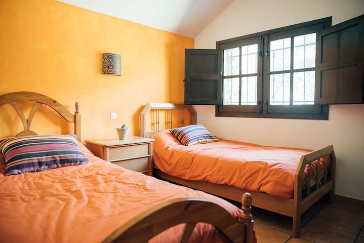 Double room - Albarracín - House